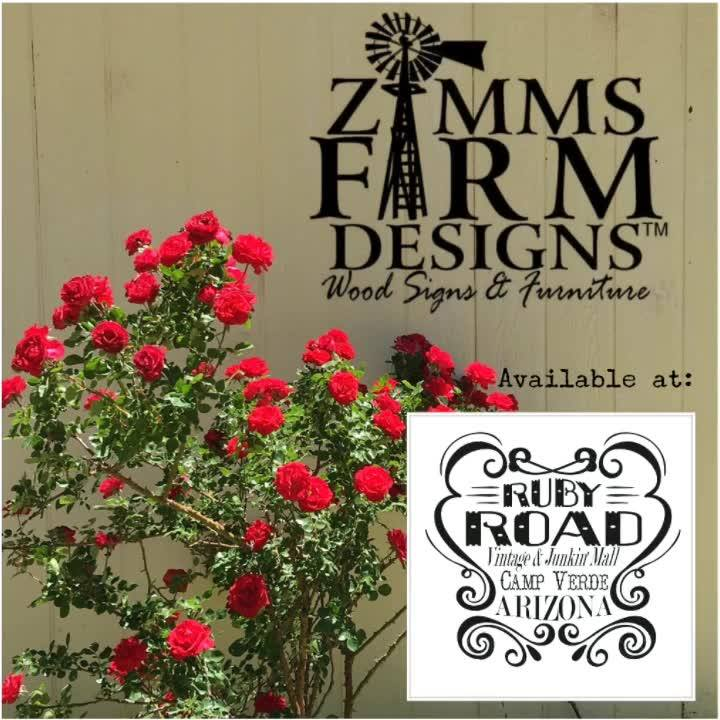 Ruby Road and Zimm's Farm Designs